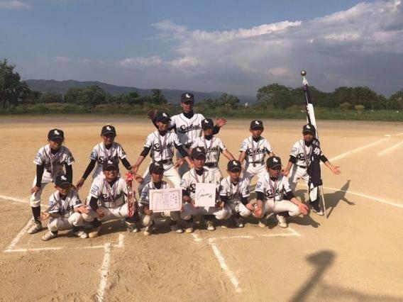 ヤング和歌山メッツ新人交流大会で優勝しました!